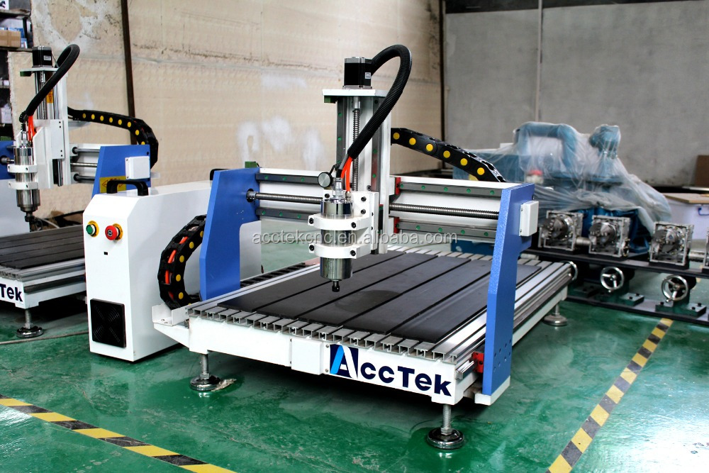 Hobby router cnc milling and drilling machine , carving engraving 6090 cnc router for wood carving machine