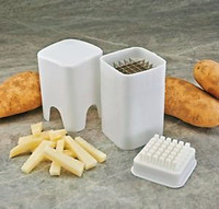 Manual French Fry Sweet Potato Fries Cutter