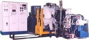 Horizontal Vacuum Furnaces