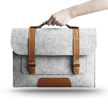 Alibaba online shopping new style wholesale cheap small felt bags