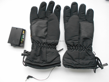 Battery Powered Heated Gloves with CE Rohs