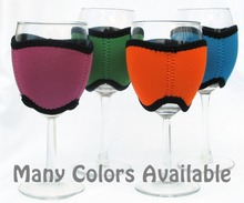 Made in china water proof wine glass cooler