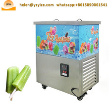 Commercial Hard Ice Cream Popsicle Machine Ice Lolly Making Machine