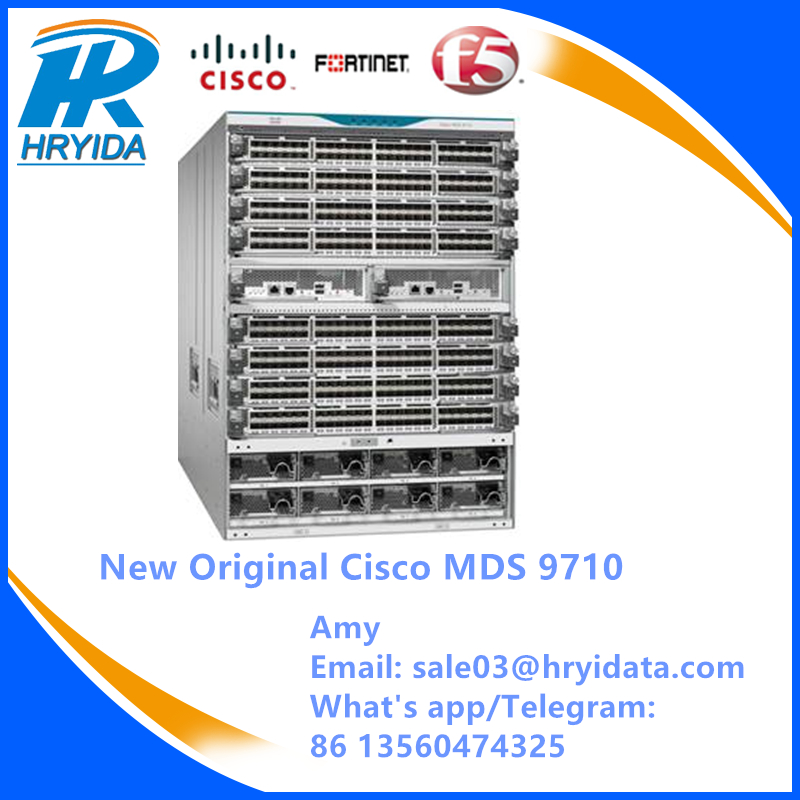 New Cisco MDS 9710 Multilayer Director DS-C9710-1EK9