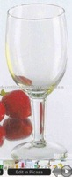 DRINKING TUMBLER , WATER GLASS , GLASS TUMBLER, TULIP GLASS , CLEAR GLASS, TABLE WARE, JUICE GLASS,
