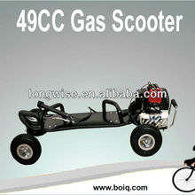49CC engine gas powered skateboard LWGS-100