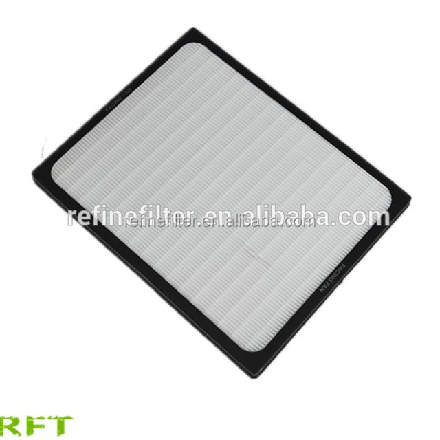 Customized Whirlpool Air Purifier Filter with Paper Frame, Air Purifier Filter Parts, HEPA Filter for Air Purifier
