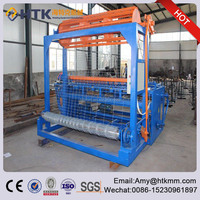automatic cattle fence wire machine/hinged joint knot field fence machine( professional factory)