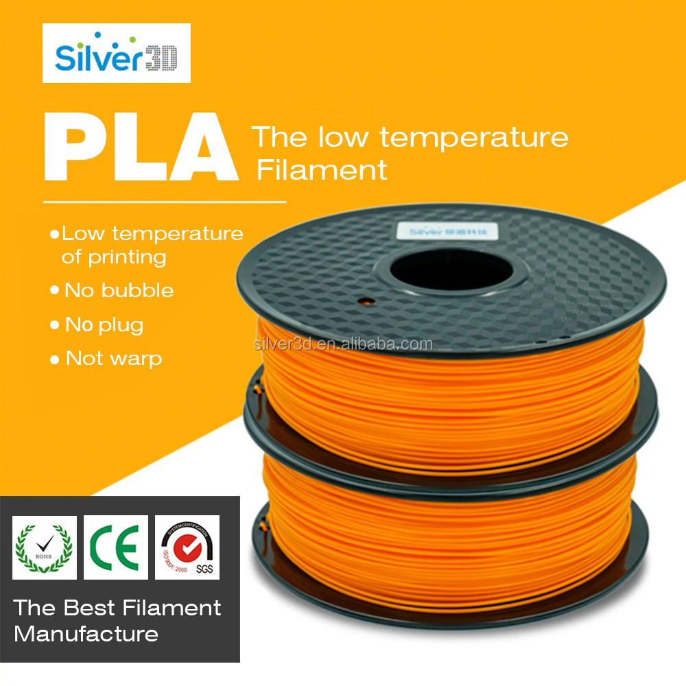 FDM 3d printer filament 3d printing material ABS/PLA 1.75/3.0 1kg/reel/spool 3d filament