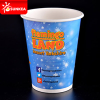 FDA and EU certified printing cold drink paper cup
