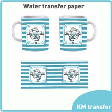 Best quality cheapest Inkjet and laser wholesale screen printing water transfer decal paper