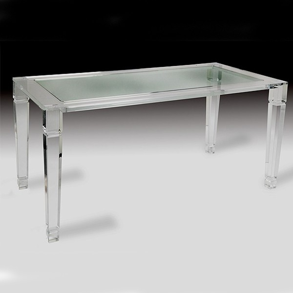 custom clear acrylic coffee table,transparent acrylic furniture