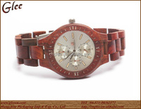 2014 The Latest Design Watch Ladies Wooden Watch For Women