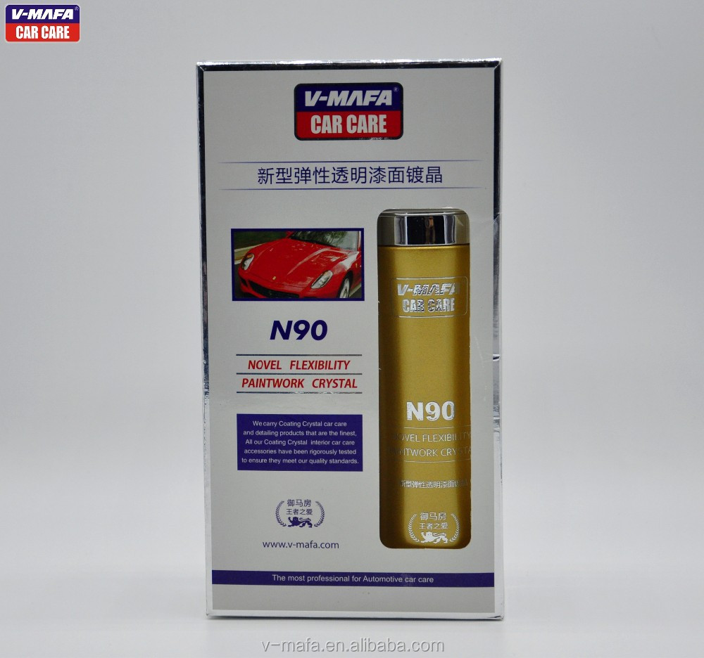 V-MAFA N90 most advanced and newest protective crystal car care product for car paint OEM available
