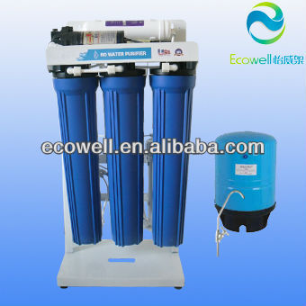 commercial ro filter, RO water purification machine, 200/300/400/600 gallon water RO filter