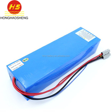 Factory hot sale high quality 24v 10Ah li ion e-bike battery 24 volt lithium battery pack with BMS