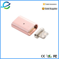 China Factory Magnetic Usb Charger Cable Converter For Iphone Micro Usb Magnetic Adapter For Android