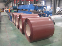 prepainted galvanized steel sheet coil gi ppgi coil from China