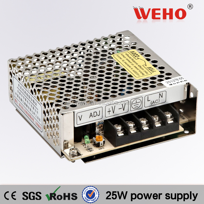 China hot-selling 25W 5A 5v dc switching power supply 25w 5v 5a power supply