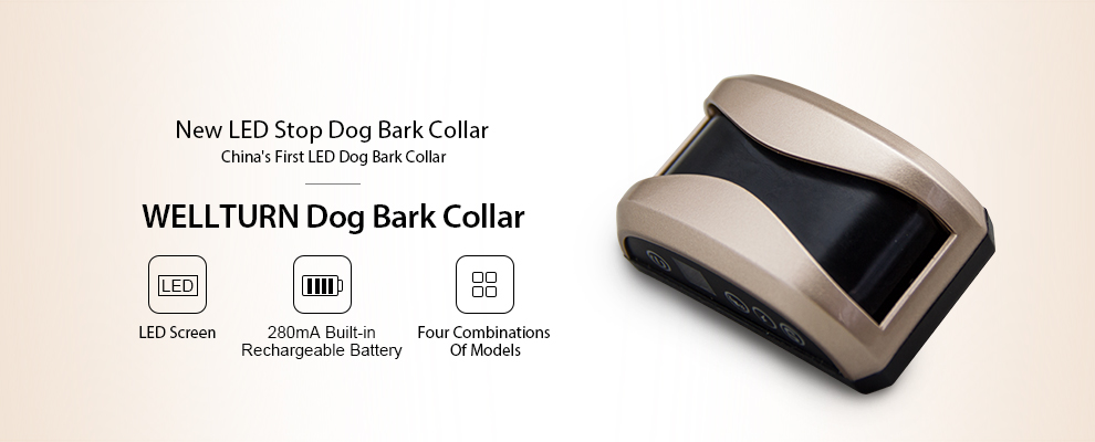 2017 Amazon Top Electronic Pet Dog Shock Vibrate Beep Collar Remote Dog Training Collar