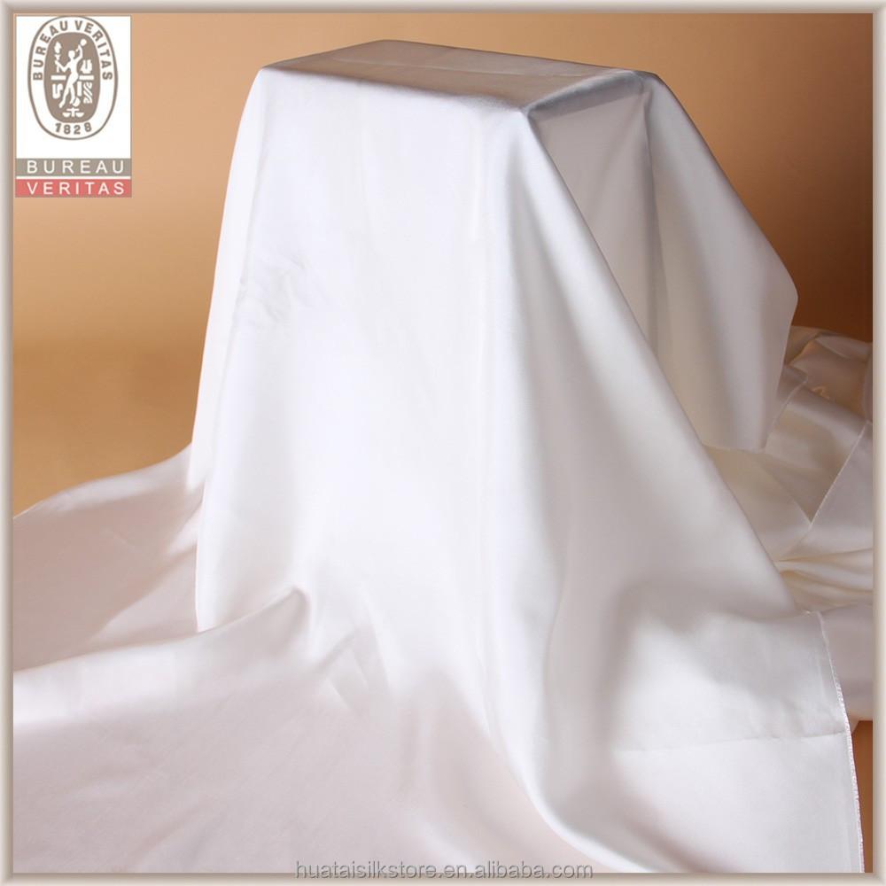 wholesale plain white silk scarves for dyeing buy white