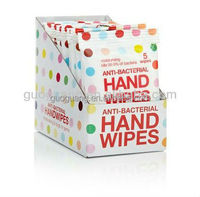 Face and Hand Wipes