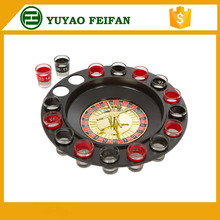 party drinking game roulette cup sets casino souvenir set