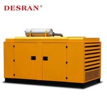 160L-550L Portable Diesel Driven Screw Air Compressor