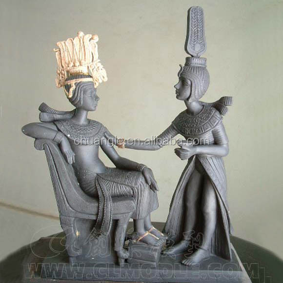 OEM Egyptian Figurines, Custom Egyptian Statue , Wholesale Egyptian Toy