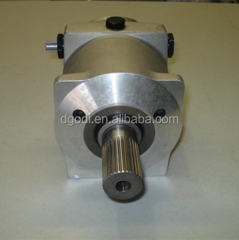 Alibaba most Reliable supplier custom 1:40 ratio gearbox reverse gear