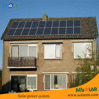 2KW on grid solar energy system without battery