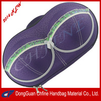 Durable Lightweight EVA travel bra and panty bag