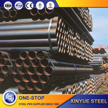 Q235 Black Mild Iron Drain Steel Pipe