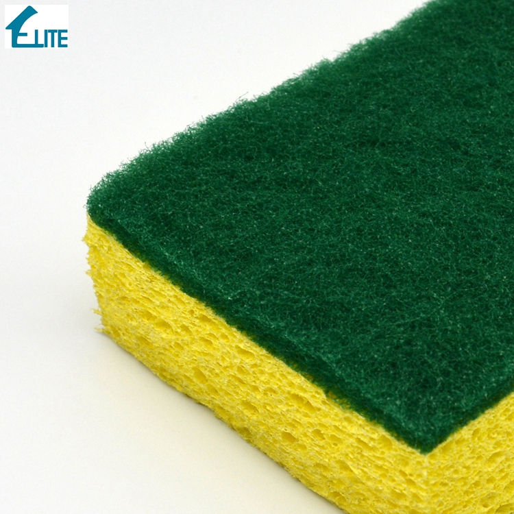 Hot Sale Scrub Best Cellulose Sponge Scourer