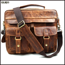 New mens custom bag design your own leather handbag wholesale