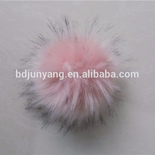 faux ball artificial balls fur pom poms fake fur balls