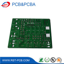 Competitive Price color tv circuits aluminum enig street lamp printed circuit board Assembly with Components