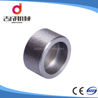 China support Round tube end cap