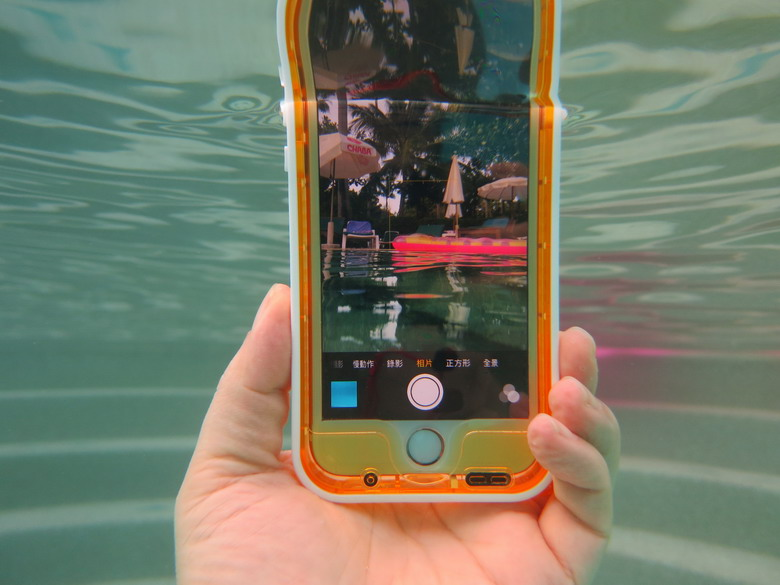 custom PC RUBBER waterproof phone case