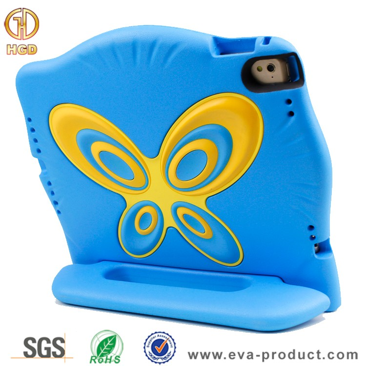 Kids friendly shockproof for ipad pro 9.7 case, tablet accessories for ipad pro 9.7