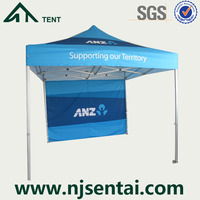 2013 Newly Heavy Duty 3x3 aluminum pop up gazebo/patio roofing/metal pavilion 4x4