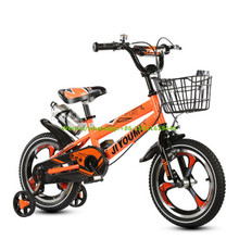 New products 12/14/16/18 inches 4 wheel feet powder kids training bicycle children bike baby bike for cheap sale