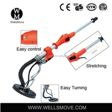 Drywall Sander 750 Watts Commercial Electric Variable Speed W/ 6 Round Sanding Pads (#1)