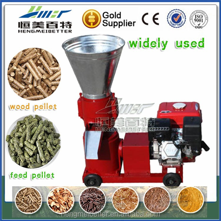 High yield customized for bamboo eucalyptus corn straw farm pellet machinery equipment