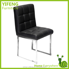 2014 Kitchen Living Room Durable Dining Chairs In Black