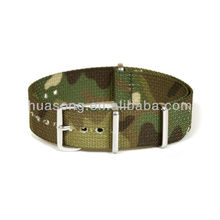 New Style Camo Nato Nylon Watch Straps
