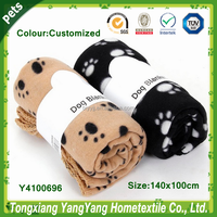 YANGYANG Pet Products Large Soft Cosy Warm Fleece Pet Dog Cat Animal Blanket Throw