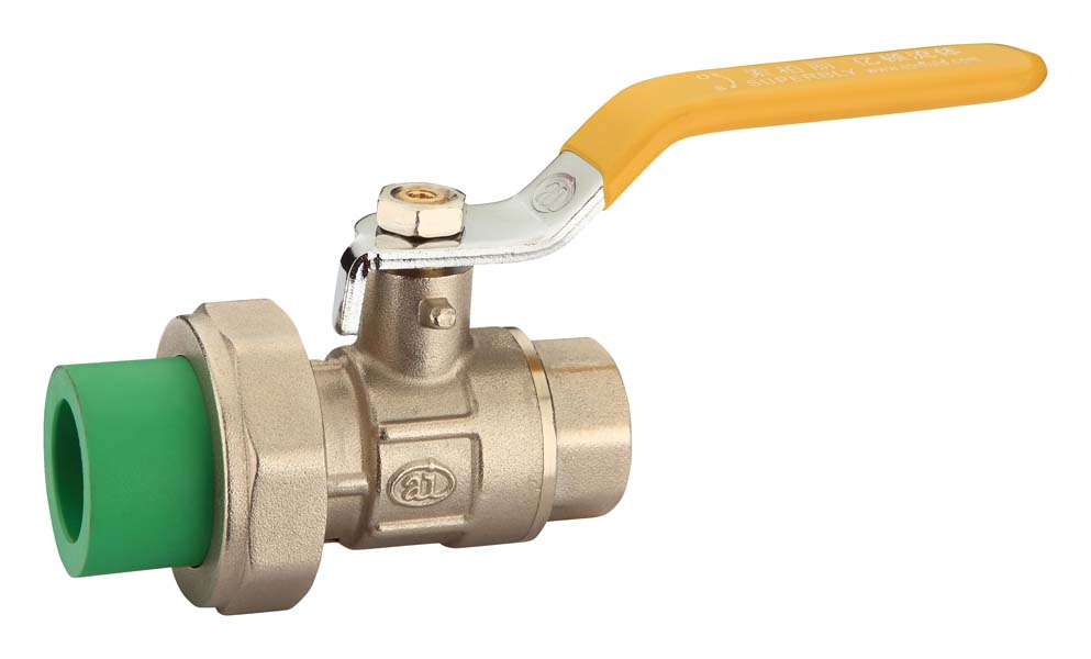 Brass ball valve long handle lead free manufacturer in china supply allibaba.com