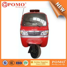 POMO-2015 new design Steed5000 250cc Trike Three Wheel cargo Tricycle
