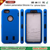 Three anti case for iphone6 5.5 inch shockproof waterproof dustproof hard case